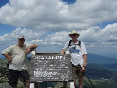 Baxter Peak via Hunt Trail - Mount Katahdin, Maine