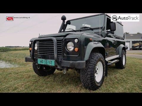 Land Rover Defender aankoopadvies