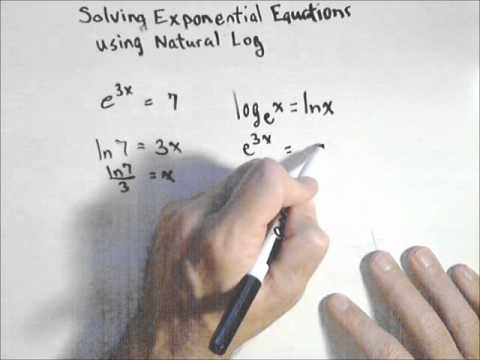 Watch besides Watch in addition Logarithmic Equations Other Bases further Logarithms further Solving Exponential And Logarithmic Equations Worksheet. on logs to solve exponential equations