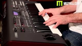 Yamaha MOXF Piano S6