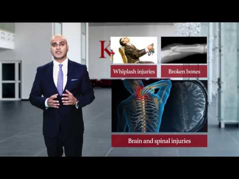 Kotak Personal Injury Law - Motor Vehicle Commercial