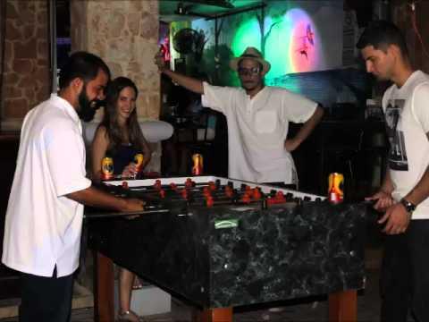 Surf Dogs Bar & restaurant Jaco beach Costa rica