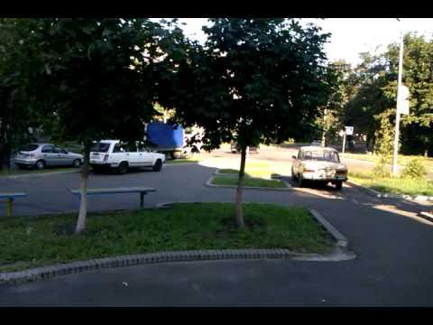 Видео снятое на HTC ChaCha