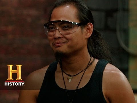 Forged in Fire: Testing Ryu's Viking Battle Axe (S1, E4) | History
