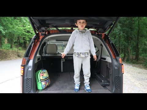 Land Rover Discovery 2017 Baba Oğul Test