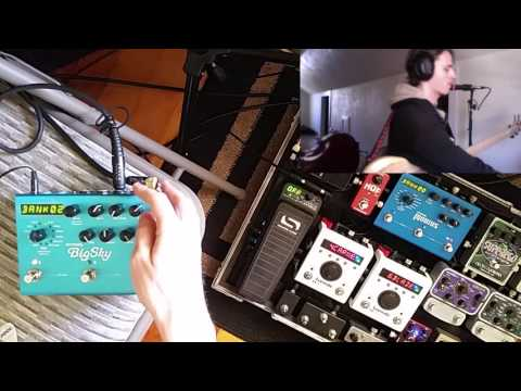 Strymon BigSky Demo (Bass Effects Review)