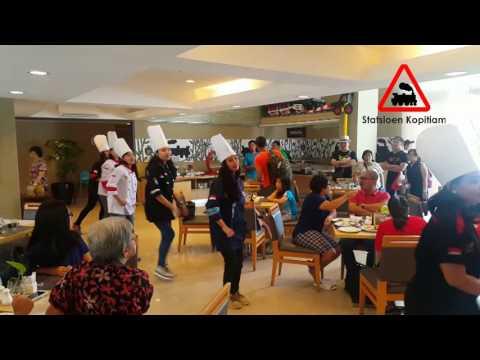 Flasmob Metland Hotel By Horison Cirebon