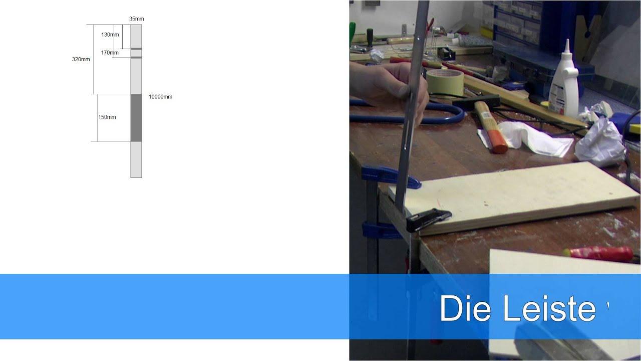 steadycam selber bauen schwebestativ mit gelenk f youtube. Black Bedroom Furniture Sets. Home Design Ideas