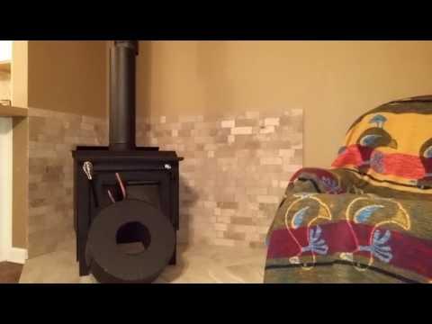 Homemade Baffled Heat Exchanger For My Wood Stove Doovi