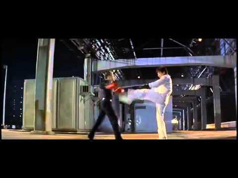 Jackie Chan vs Brad Allen   YouTube