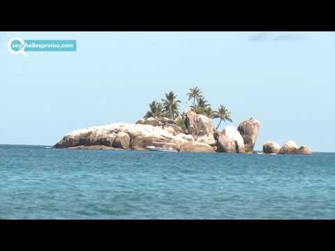Seychelles #1 of the best beaches on Mahe   L'Ilot Beach