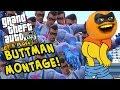 Annoying Orange - GTA V: BUTTMAN MONTAGE! (Funniest Moments)