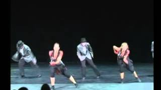 Vortex Step Dance Show, part 7