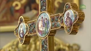 Божественная литургия. Трансляция из Свято-Данилова монастыря. 17.03.2018