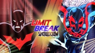 Batman Beyond VS Spider-Man 2099 (DC VS MARVEL) | Limit Break: Showdown