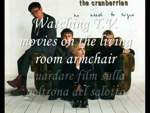 The Cranberries - No Need To Argue lyrics - testo