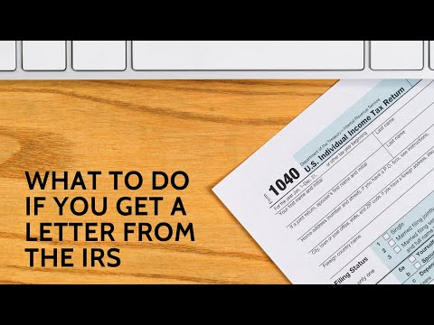 Why Would The Irs Send A Certified Letter.What To Do When You Receive An Irs Audit Letter Atlanta