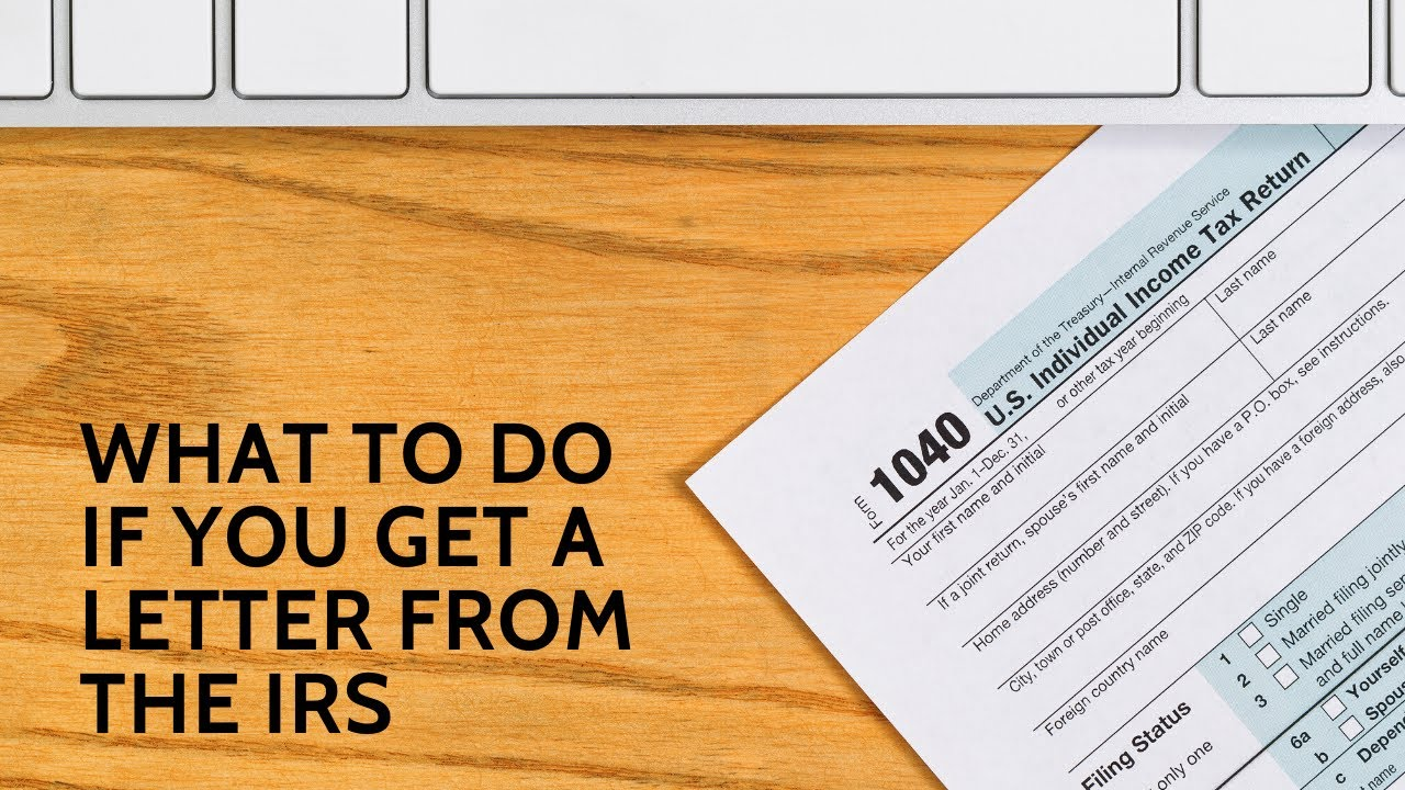 What To Do When You Receive An Irs Audit Letter Atlanta Tax Lawyers
