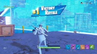 046 - Fortnite | LOVE TGHW ILDCRD SKIN COMBO WITH THE WHITE SWORD BACK | CLEAN 9 KILL SOLO VICTORY!