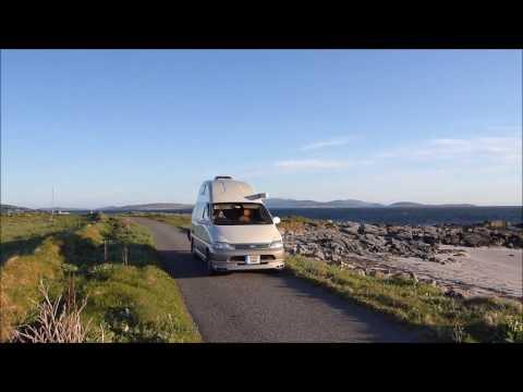 Killiecrankie Campervans - trip to Outer Hebrides June 2016