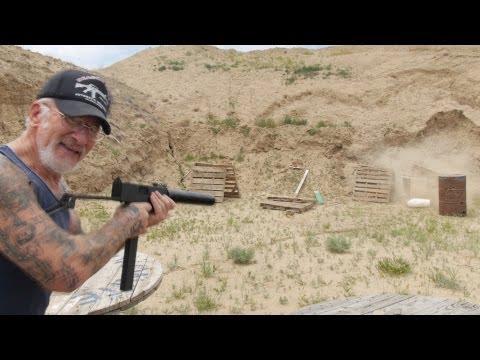 MAC 10 & MAC 11 Machine Guns