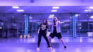 RASA - Фиолетово - Танец Флеш-моб (Vova & KsuTA)