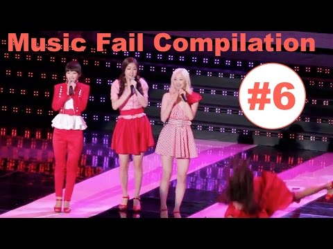 Music Fail Compilation #6  - JerRock
