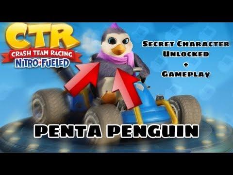 penta penguin ctr nitro fueled