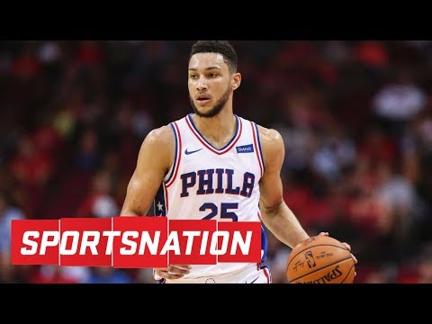 Ben Simmons the best NBA rookie ever? | SportsNation | ESPN