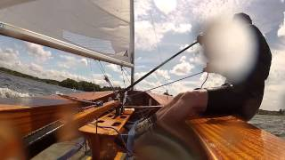 25+ gusts    AAA sailing day    sailing a solo at wigan s.c      gopro hero 2