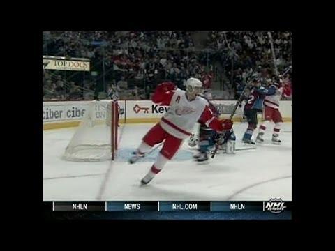 2008 Playoffs: Det @ Col - Game 3...