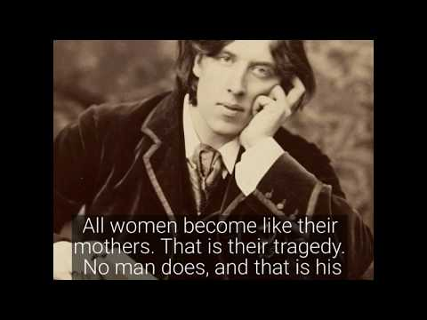Oscar Wilde's funny quotes