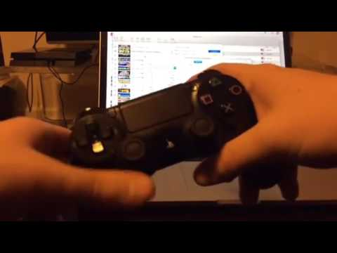 How to Connect PS4 Controller To A Mac for Dolphin Emulator