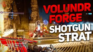How to Beat the Volundr Forge! - In-Depth Guide & Shotgun Boss Strategy (Destiny 2 Black Armory)