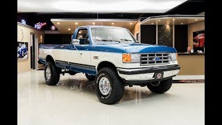 1988 Ford F 150 XLT Lariat For Sale