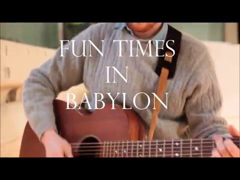 Fun Times in Babylon Cover