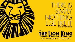 Baixar Disney's THE LION KING coming to Omaha in 2019/2020