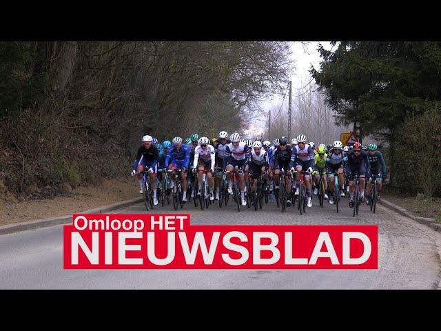 21.02.27 En immersion avec le Team TDE - Het Nieuwsblad