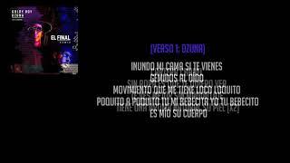 Baixar El Final Remix - Goldy Boy ft. Ozuna [Letras/Lyrics]