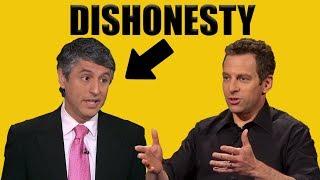 Sam Harris & the Dishonesty of Reza Aslan