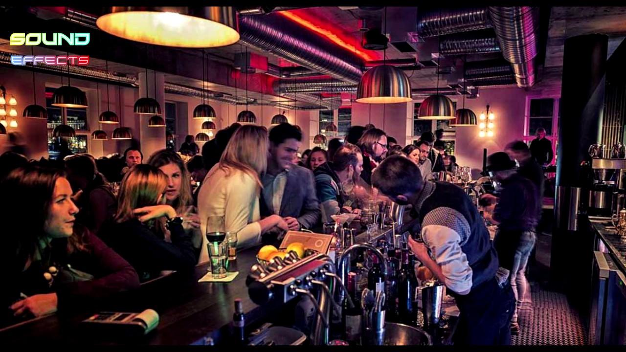 Crowd Bar Sound Effect #80
