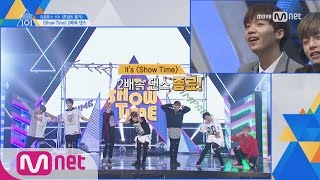 Gambar cover PRODUCE 101 season2 [101스페셜] Show Time 2배속 댄스 @콘셉트 평가 170609 EP.10