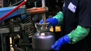 Balloon Time Helium Tanks: How It's Made
