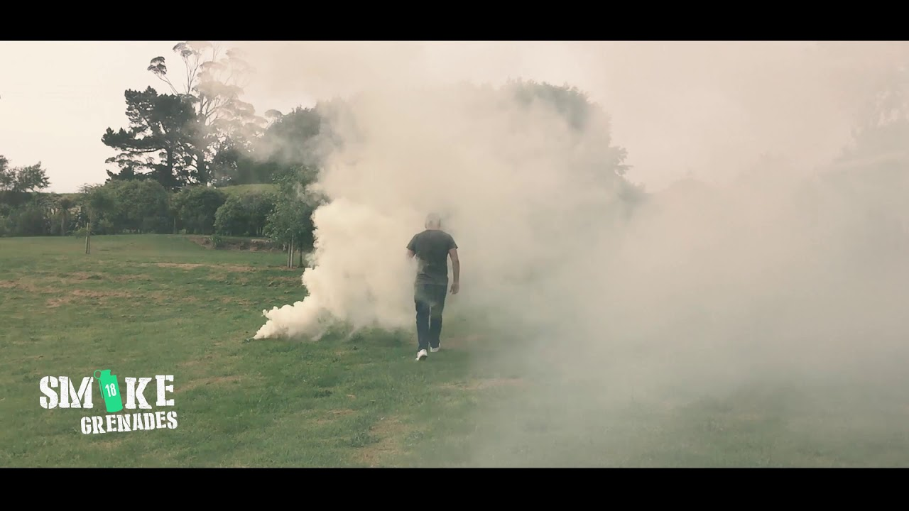 How to use M18 Style Smoke Grenades