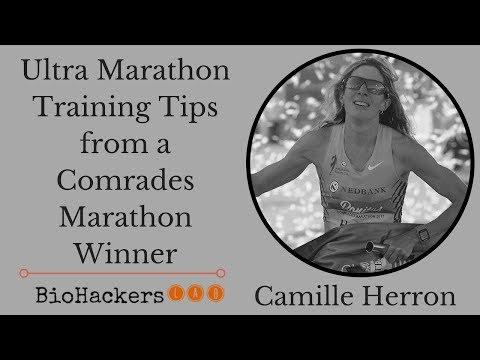 Camille Herron: Ultramarathon Training Tips from a Comrades Marathon Winner
