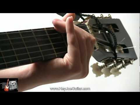 Manhattan Guitar Lesson: