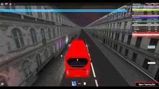 Roblox London & South V4.1 Enviro 200 Stagecoach London Route 8
