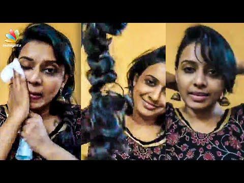വിഗ്ഗും മേക്കപ്പും മാറ്റി Sithara Krishna | Live Video | Latest Malayalam News