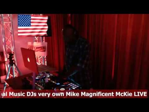 Mike Magnificent McKie 5-25-2014