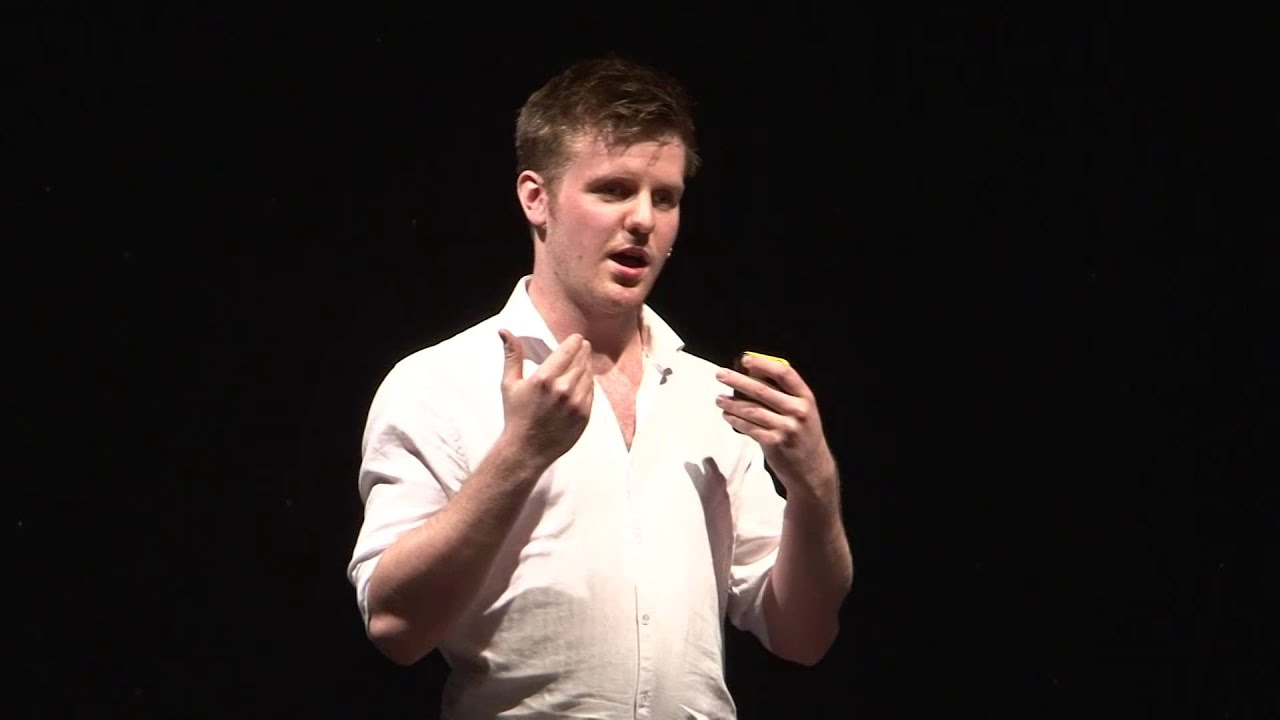 What should I do with my life? | Charlie Parker | TEDxHeriotWattUniversity